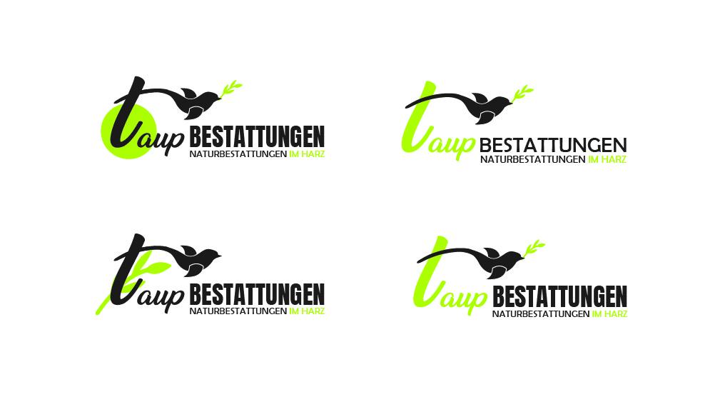 Logo taup Bestattungen