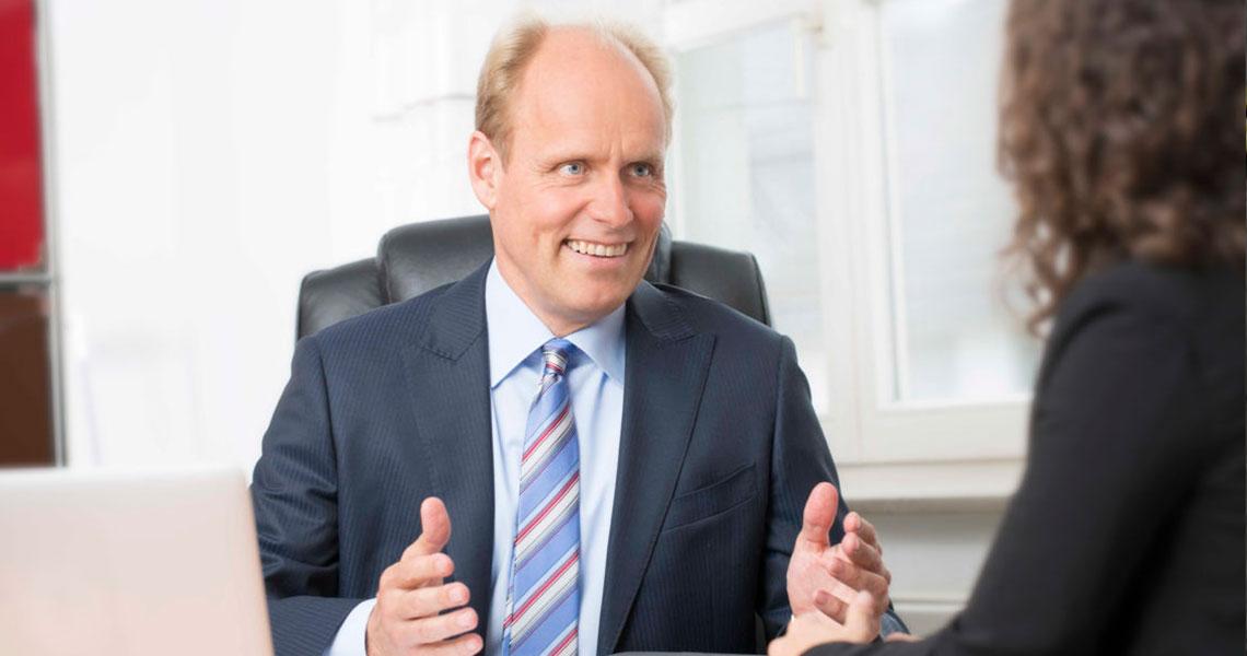 Businessportrait Geschäftsführer Stalfort Group