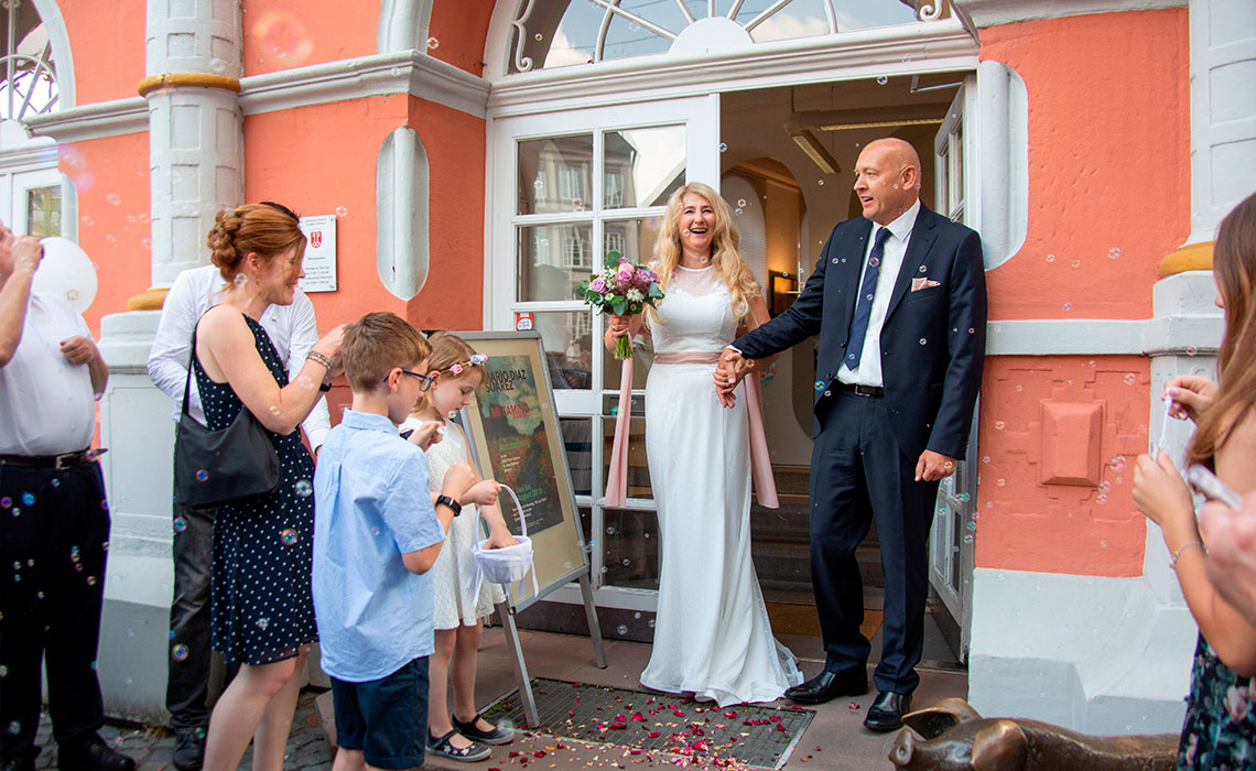 Hochzeit Andrea & Jürgen Marx