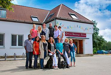 Gruppenfoto Grundschule Villigst Foto & Design Wormstall