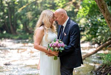 Hochzeitsfoto Andrea & Jürgen Marx