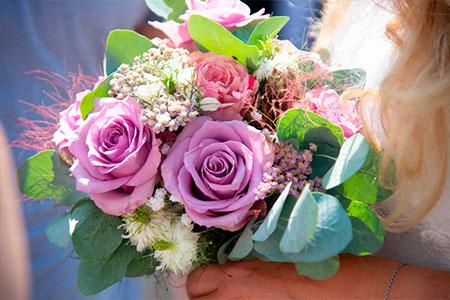 Hochzeits Blumenstrauß
