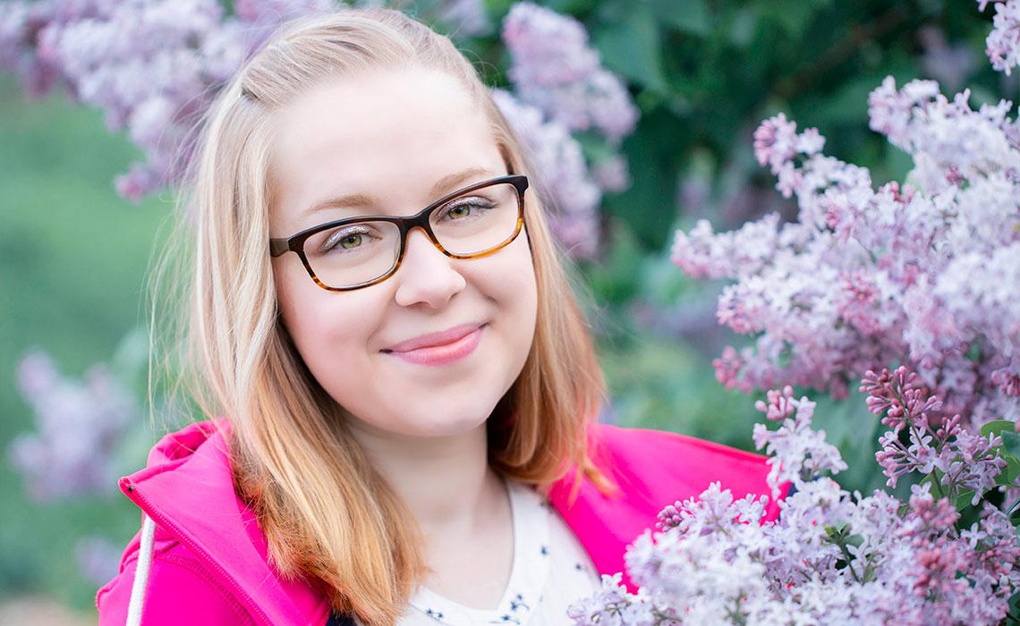 Portraitfoto Sandra Kawarth