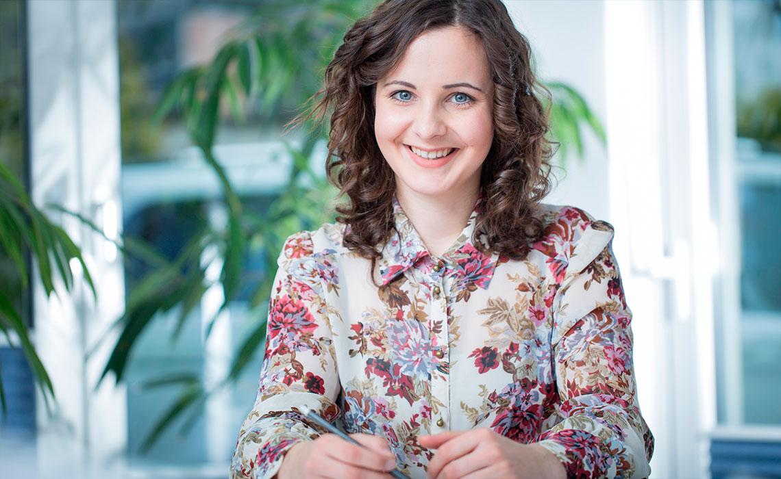 Business Potrait Theodora Miehlke